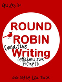 Round Robin Creative Writing Collaborative Prompts