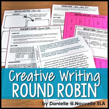 Round-Robin Creative Writing Activity