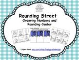 Rounding Street - Ordering Numbers & Rounding Center