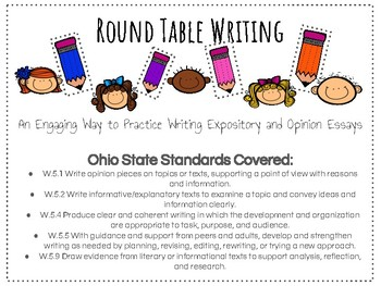 Round Table Writing