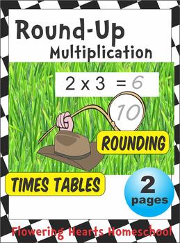 Round-Up Multiplication