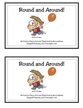 Round and Around: Guided Reader