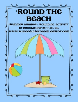 'Round the Beach - a Number-Rounding Activity