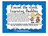 Round the Clock Learning Buddies Page