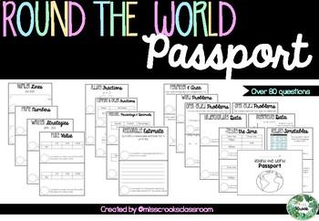 Round the World Passport