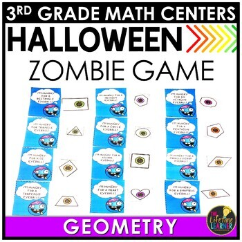Geometry October Math Center