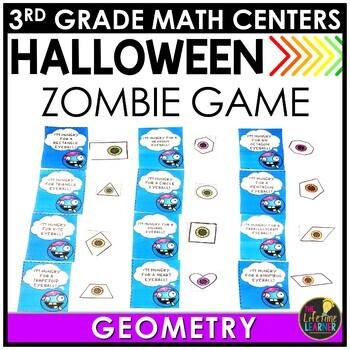 Geometry Halloween Game