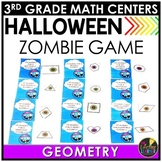 Geometry Halloween Game