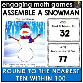Round to Nearest Ten Within 100 Game