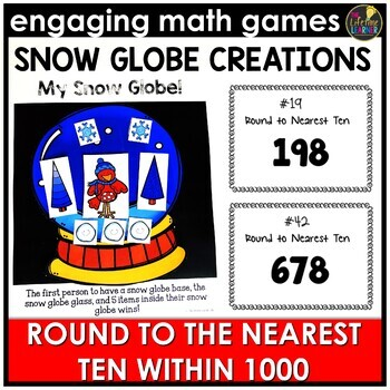 Round to Nearest Ten Within 1000 Game
