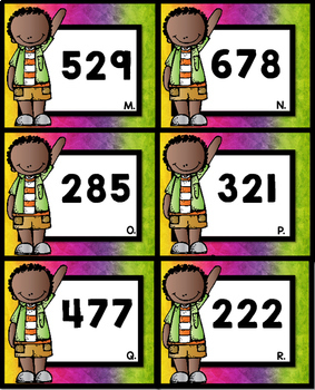 Rounding to the Nearest 10 | 3 Digit Numbers