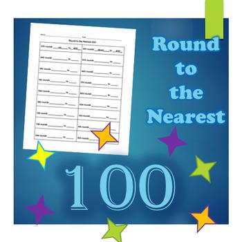 Round to the Nearest 100!