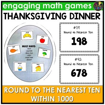 Round to the Nearest Ten Within 1000 Game