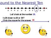 Round to the Nearest Ten