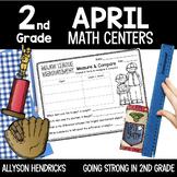 Roundin' The Bases April 2nd Grade Baseball Math Centers