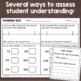 Rounding to the Nearest 10 and 100 Worksheets, Task Cards & More