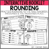 Rounding Interactive Booklet