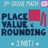 Place Value and Rounding Math Unit