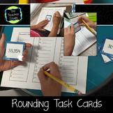 Rounding Task Cards Grades 3-5