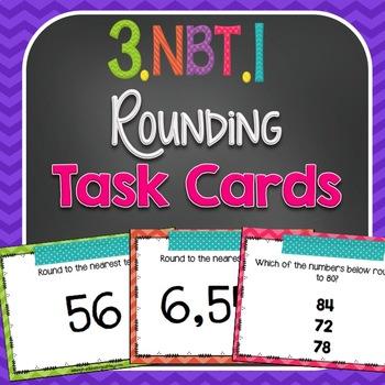 Rounding {3.NBT.1}