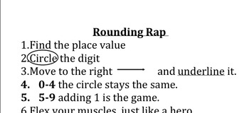 Rounding 4th Grade