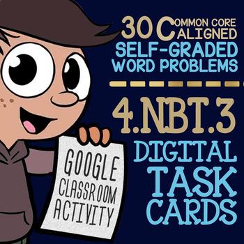 Rounding ★ 4th Grade Math Google Classroom ★ Rounding Multi-Digit Numbers 4.NBT3