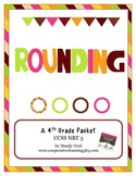 Rounding-A 4th Grade Packet