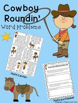 Rounding Addition and Subtraction Word Problems