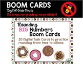 Rounding Big Numbers Boom Cards