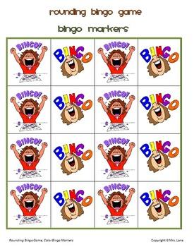 Rounding Bingo Game