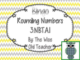 Rounding Bingo Game PowerPoint with Blank Bingo Cards 3.NBT.A.1