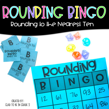 Rounding Bingo: Nearest Ten