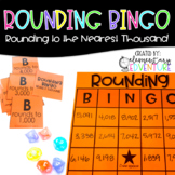 Rounding Bingo: Nearest Thousand