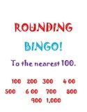 Rounding Bingo to Nearest 100!