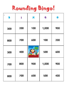 Rounding Bingo to Nearest 100!