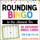 Rounding Bingo to the Nearest Ten