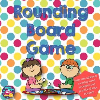 Rounding Board Game
