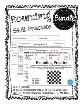 Rounding: Building Conceptual Understanding and Skills Practice
