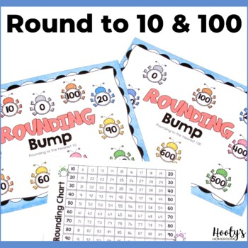 BUMP: Rounding to Tens and Hundreds
