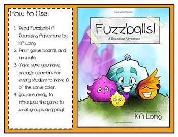 Rounding Bump Games with the Fuzzballs!