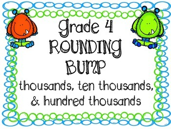 Rounding Bump Grade 4