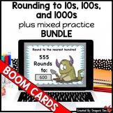 Rounding Boom Card Bundle