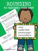 Rounding Bundle - Round to tens and hundreds practice and games