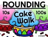 Rounding Cake Walk