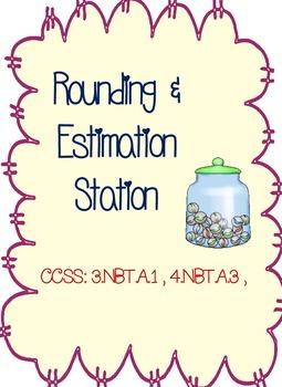 Rounding Center: Common Core Aligned