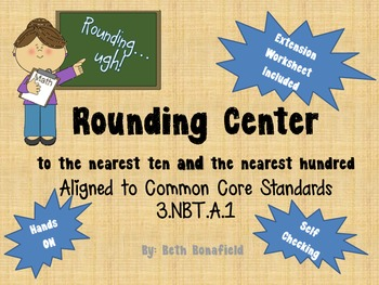 Rounding Center-Self Checking!