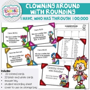 Rounding - Clowning Around with Rounding
