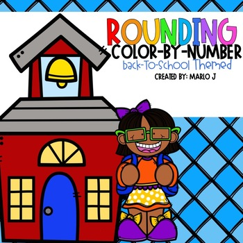 Rounding Color-By-Number B2S Themed