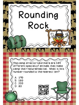 Rounding, Comparing, and Place Value Math Camp