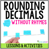 Rounding Decimals Lesson and Activity